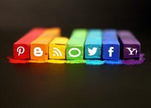 não fique na mão da rede social