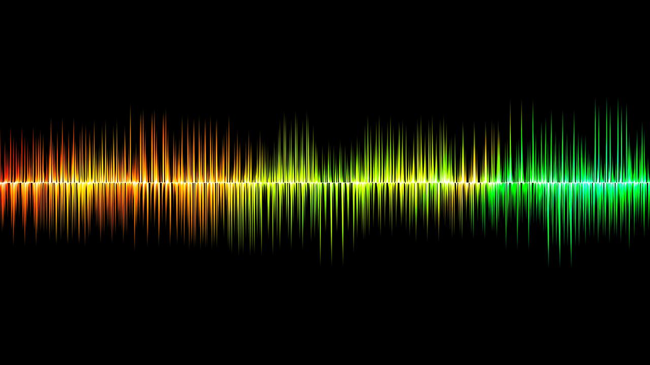 conteúdo de voz